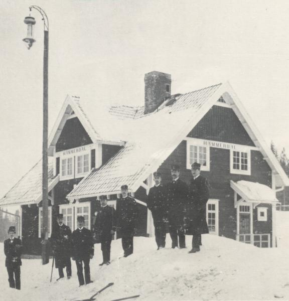hdals station 1920